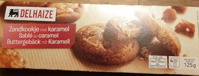 Sablé au caramel - Product