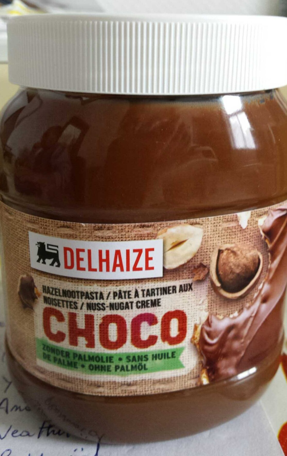 Choco DELHAIZE - Product - fr