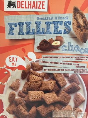 Fillies choco - Product - fr