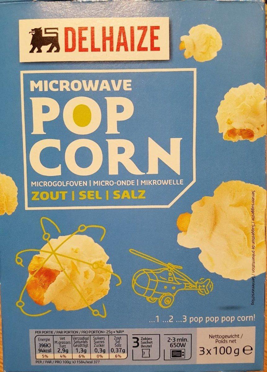 Microwave Pop corn salé - Produit