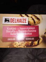Biscuits auw flocons d'avoine - Product - nl