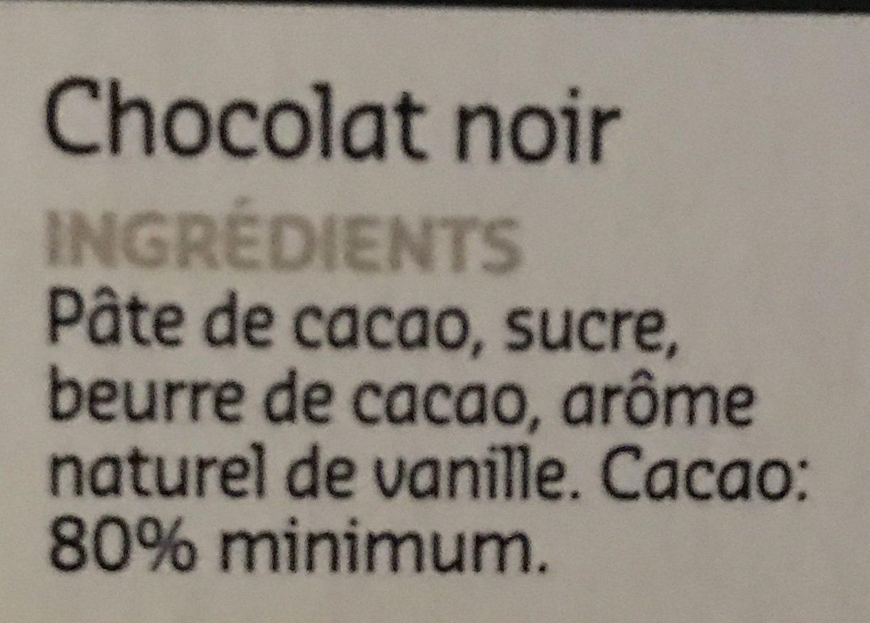 Noir Ouganda - Ingrediënten - fr