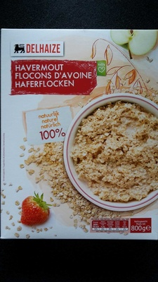 Flocons d'avoine - Product