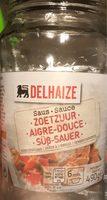 Sauce aigre-douce - Product