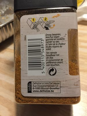 MIXES épices pour sauce spaghetti - Product
