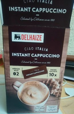Instant cappuccino - Product