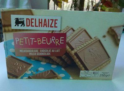 Petit-Beurre Chocolat au Lait - Product - fr