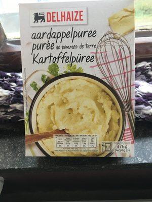 Purée de pommes de terre - Product
