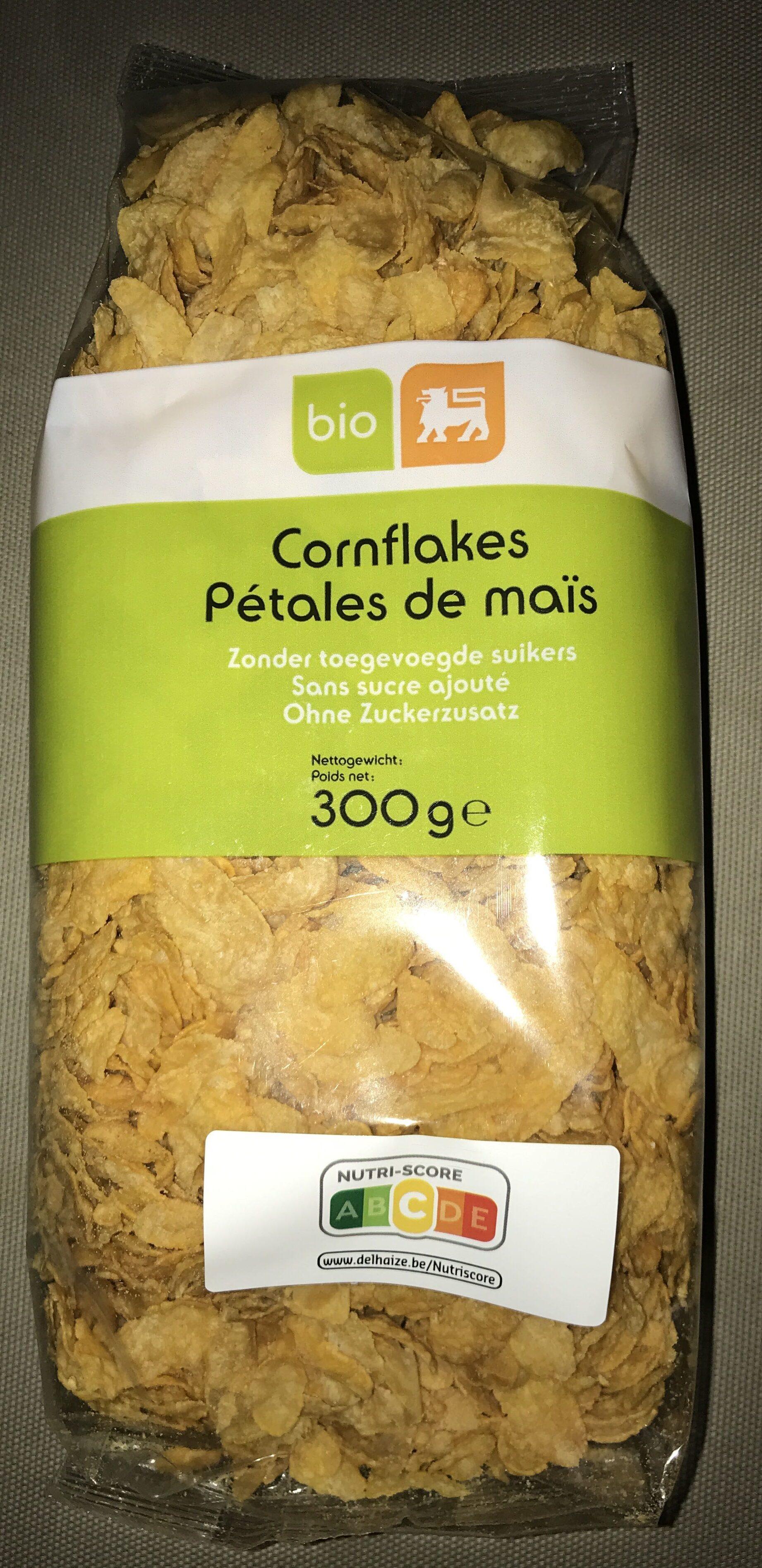 Pétales de maïs - Produit