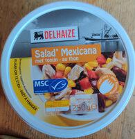 Salad' Mexicana - Product - fr