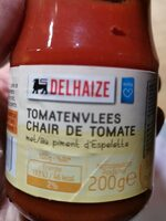 Chair de tomate au piment d'Espelette - Product