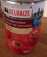 Chair de tomates nature - Produit - fr
