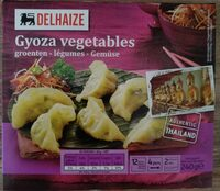 Gyozas vegetables - Product