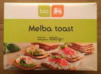 Melba toast - Produit - fr