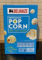 Microwave Pop corn salé - Produit - fr
