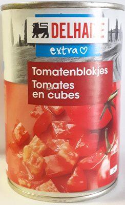 Tomates pelées entière au jus de tomates - Product