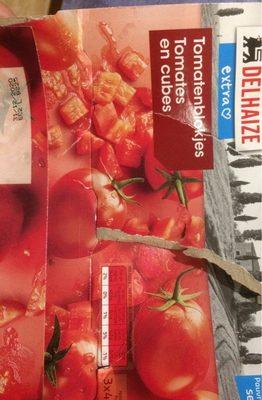 Tomate en cubes - Product - fr