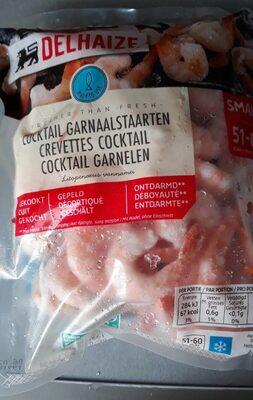 Crevettes cocktail décortiquées - Product