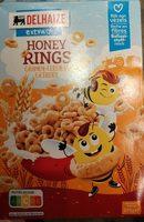 Honey Rings Céréales - Produit - fr