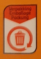 Lait amande - Recycling instructions and/or packaging information - sr