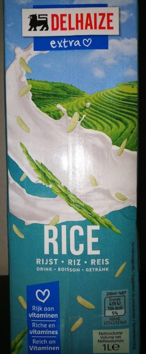 Lait de riz - Product