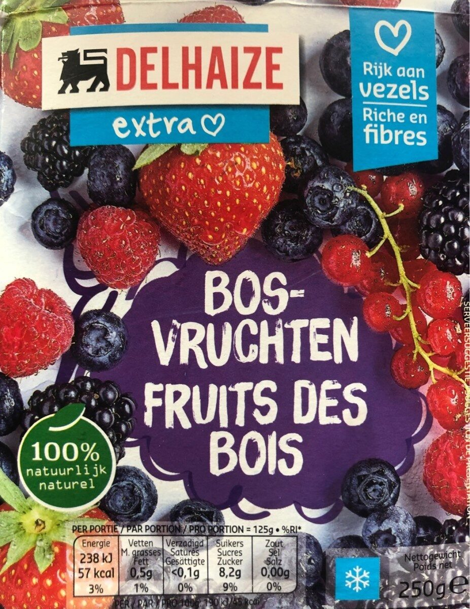 Fruit des bois - Product - fr