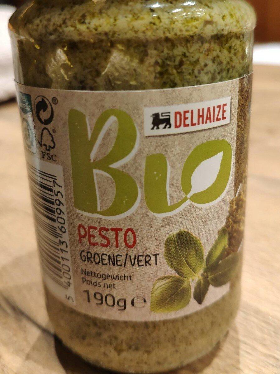 Delhaize Bio Pesto Vert - Produit