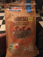 Original Muesli Chocolat & amandes - Product
