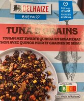 Tuna et grains quinoa - Produit - fr