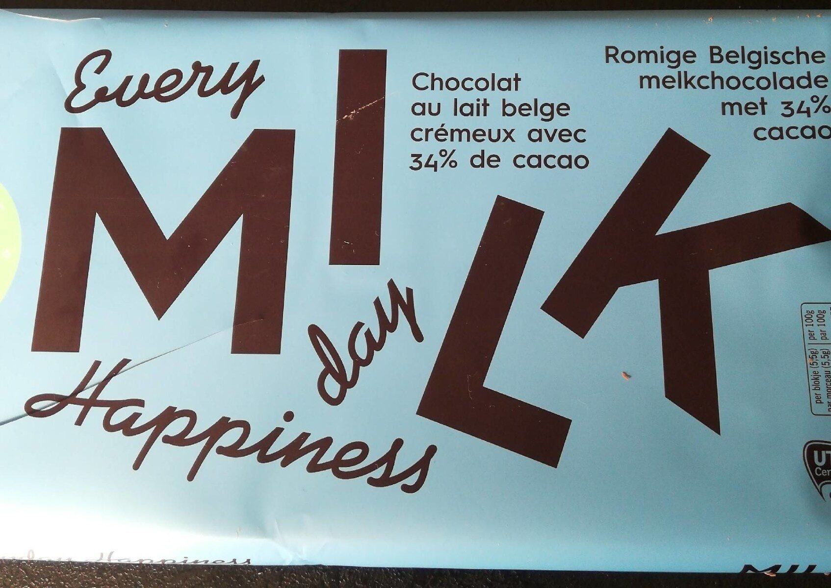 Every Milk happiness - Product