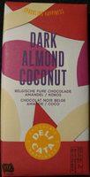 Dark almond coconut - Product - fr