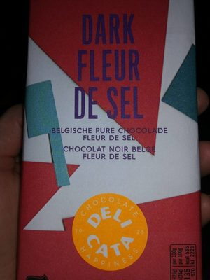 Dark Fleur de sel - Product - fr