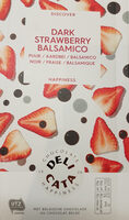 Dark strawberry balsamico - Product - fr
