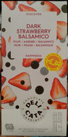 Dark strawberry balsamico - Prodotto - fr