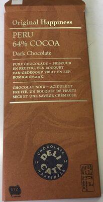 Peru 64% Cocoa - Product
