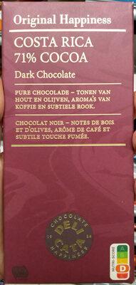 Costa Rica 71% Cocoa - Produit - fr