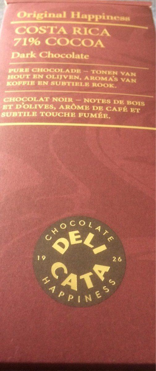 Costa Rica 71% Cocoa - Product