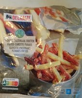 frites carottes panais - Product - fr