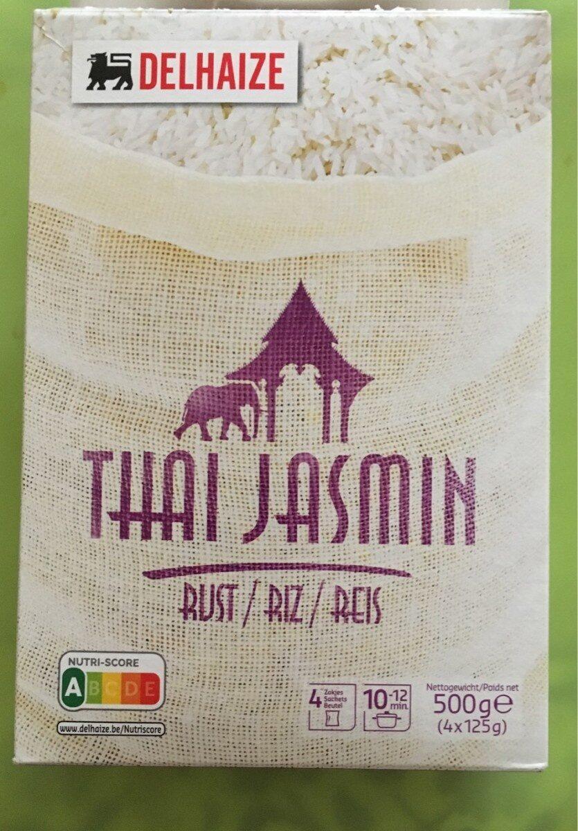 Thai jasmin - Product