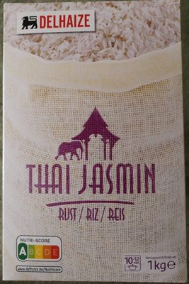 Thai Jasmin - Product - fr