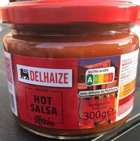 Hot Salsa Mexico - Produit
