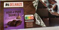 Chocolat noir mousse - Product - fr
