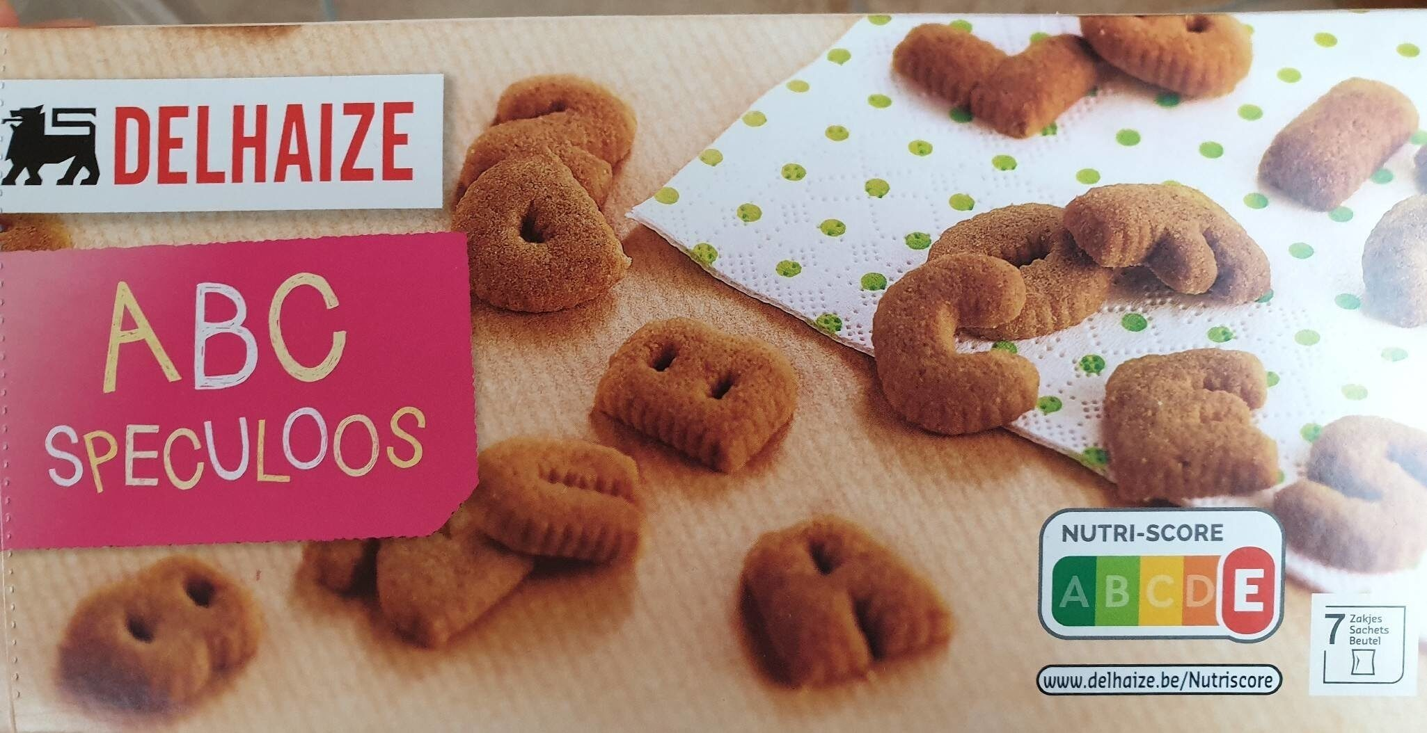ABC Speculoos - Product