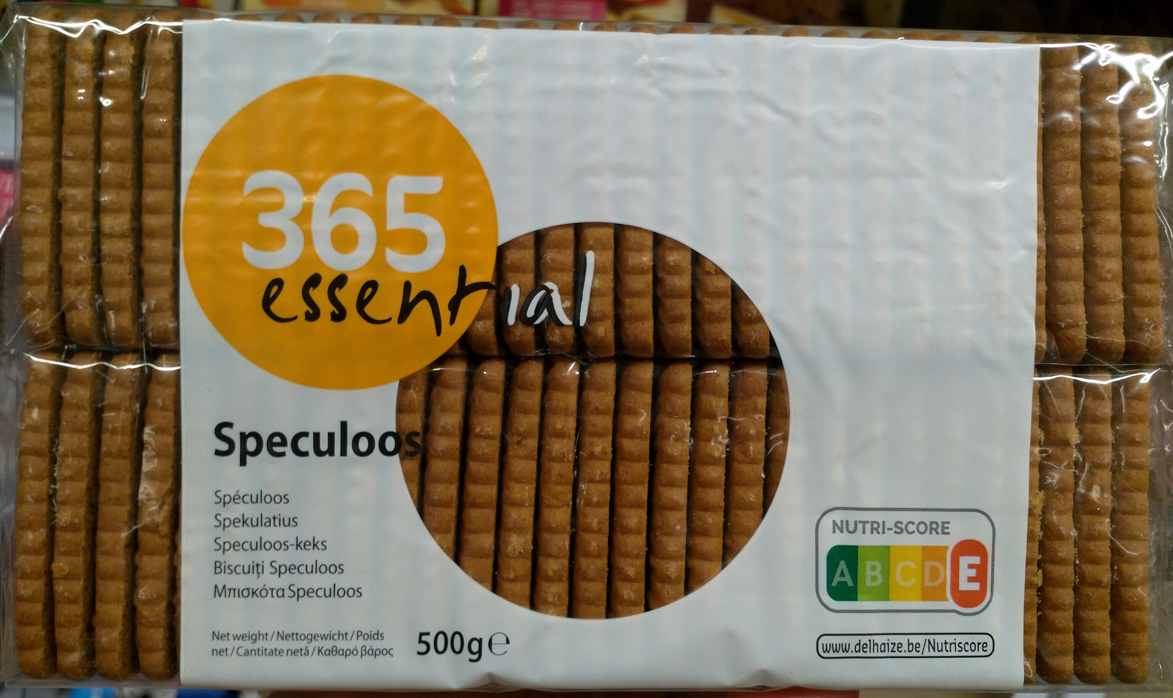 Speculoos - Prodotto - fr