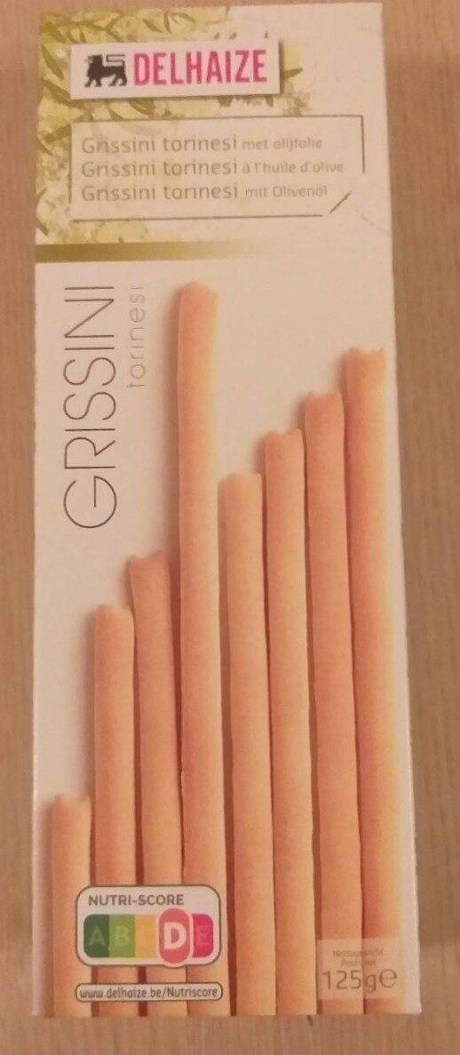 Grissini torinesi - Product - fr