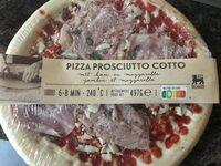 Pizza prosciutto cotto - Product - fr