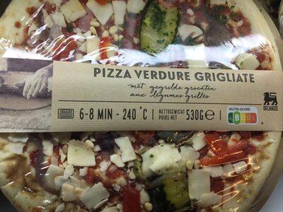 Pizza Verdure Grigliate - Product