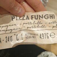 Pizza funghi - Produit - fr