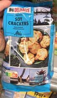 Soy crackers - Produit - fr