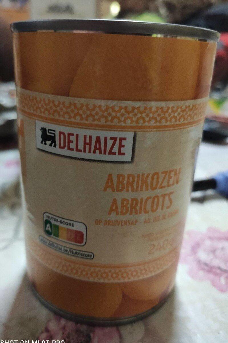 Abricots - Produit - fr